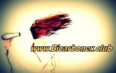 bicarbonato para el pelo