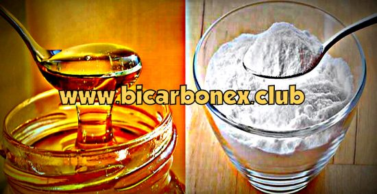 agua bicarbonato limon y miel