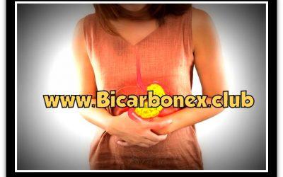 bicarbonato para la acidez